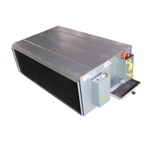 High static pressure duct type fan coil unit